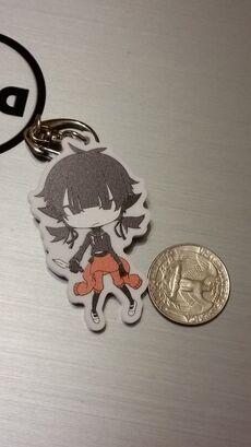Yamaguchi keychain