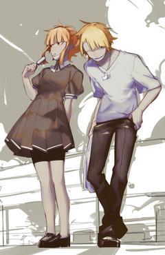 Tsuji and azuma summertime
