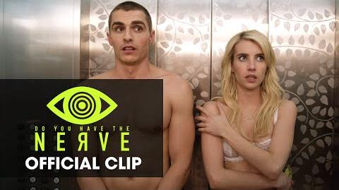 "Nerve (2016 Movie) Official Clip – ""Streaking"""