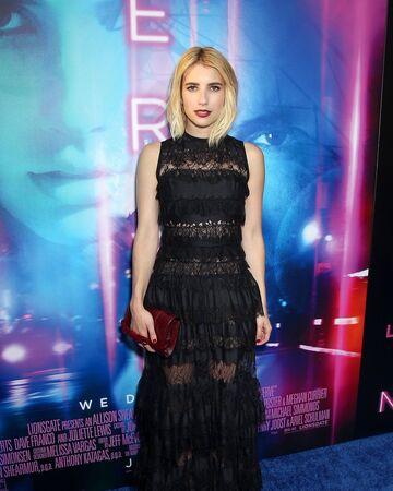 Emma Roberts Nerve Wikia Fandom