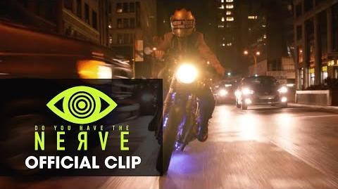 "Nerve (2016 Movie) Official Clip – ""Blindfold"""