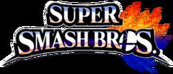 Super Smash Bros 4 logo
