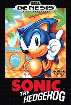 Sonic1 boxart USA