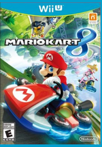 Mario Kart 8 NA cover
