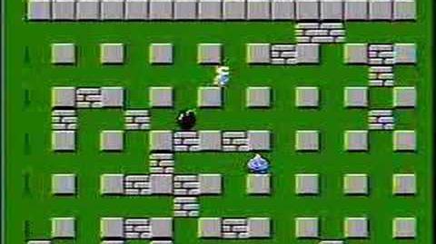 Bomberman - NES Gameplay