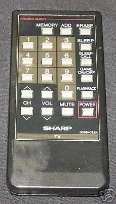 SHARP19SV111Remote