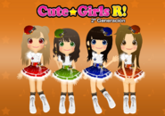 CuteGirls Revolution 2da Generación
