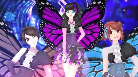 "【MV】""No Subestimes a una mariposa"" KIREI TENSHI【2° Single Official】 27人"
