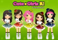 CuteGirls Revolution 4ta Generación