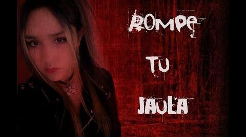 "【MV】""Rompe Tu Jaula"". PetitePiaf LadyGUREN Break your Jail 【1° Original Single】"