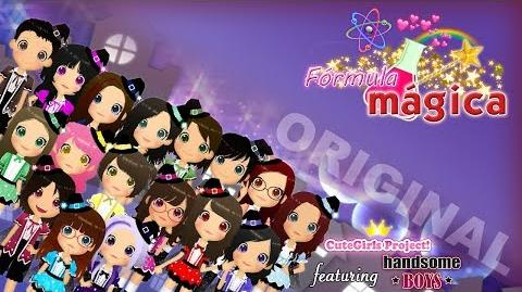 【Cute★Girls Project! & HandSome Boys】Fórmula Mágica (MV) 【Original】. HandSome Boys】Fórmula Mágica (MV) 【Original】