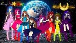 """Noche de Luna"" (8 idols)"
