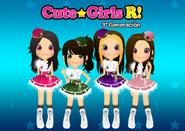 CuteGirls Revolution 3era Generación