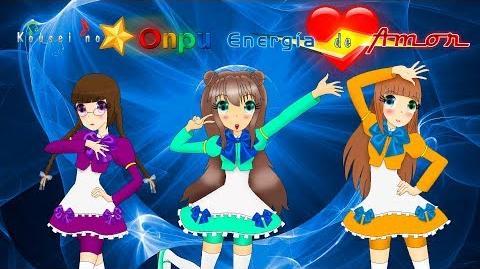 Kousei no Onpu - Energía de Amor (3 idols)