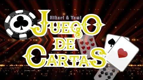 "【MV】""Juego de Cartas"" - HIKARI&YAMI - Original -【1° Single Official】 2人 (Card Game)"