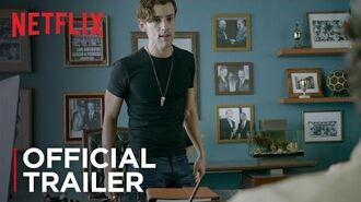 Club de Cuervos Official Trailer HD Netflix
