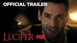 Official Trailer Season 1 LUCIFER