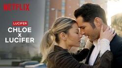 Lucifer and Chloe's Love Story Netflix