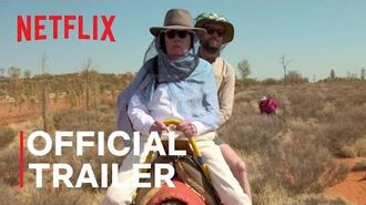 Jack Whitehall Travels with My Father Season 4 Official Trailer Netflix