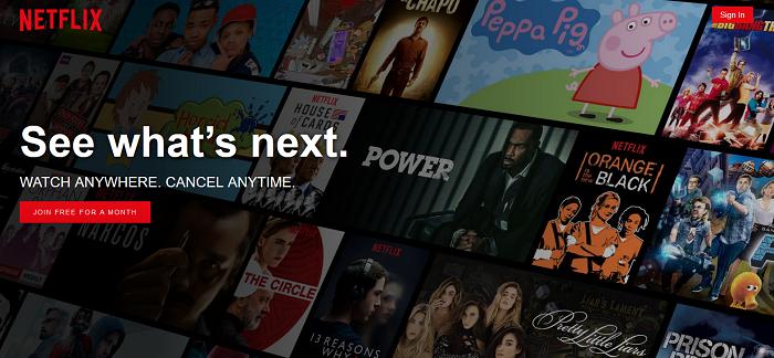 Netflix wallpaper