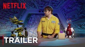 Mystery Science Theater 3000 New Season Trailer HD Netflix