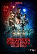 Stranger Things S1 Poster (2)