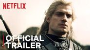 THE WITCHER MAIN TRAILER NETFLIX