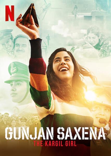 Gunjan Saxena The Kargil Girl Netflix Wiki Fandom