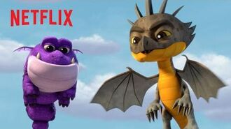 Daring Rescues Compilation 🐉 Dragons Rescue Riders Netflix Jr