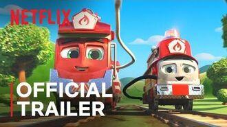 Mighty Express NEW Series Trailer 🚂 Netflix Jr