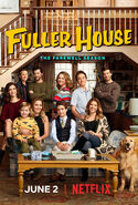 Fuller House the Farewell Poster