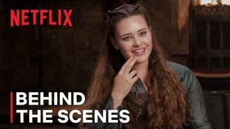 Katherine Langford On Her New Character CURSED Netflix