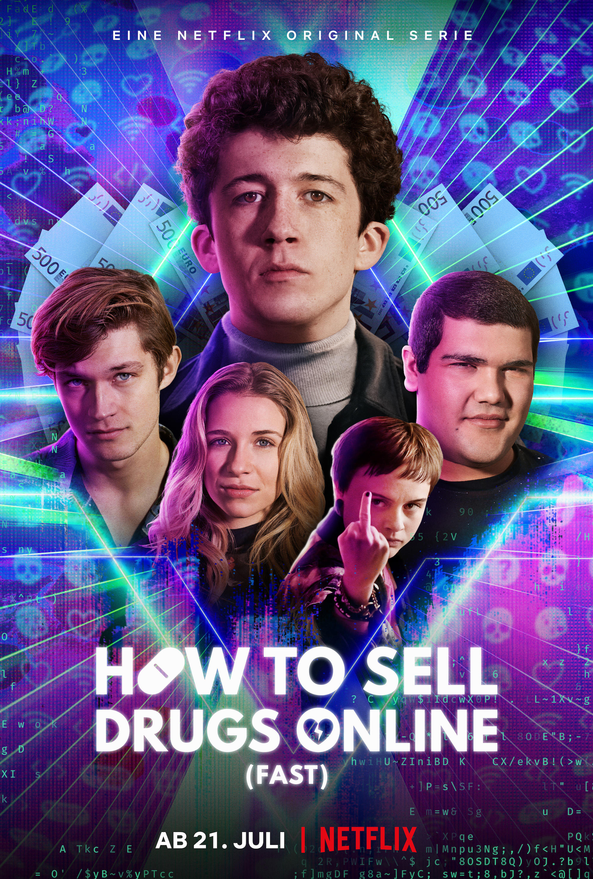 How to Sell Drugs Online (Fast) | Netflix Wiki | Fandom