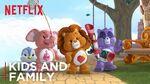 Care Bears & Cousins Trailer Netflix