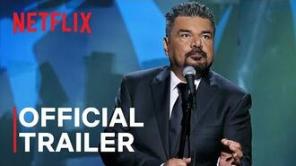 George Lopez We'll Do It For Half Standup Comedy Special Official Trailer Netflix