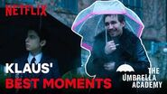 Klaus' Best Moments The Umbrella Academy-0