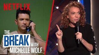 The Break with Michelle Wolf FULL EPISODE - Wet Boys Netflix