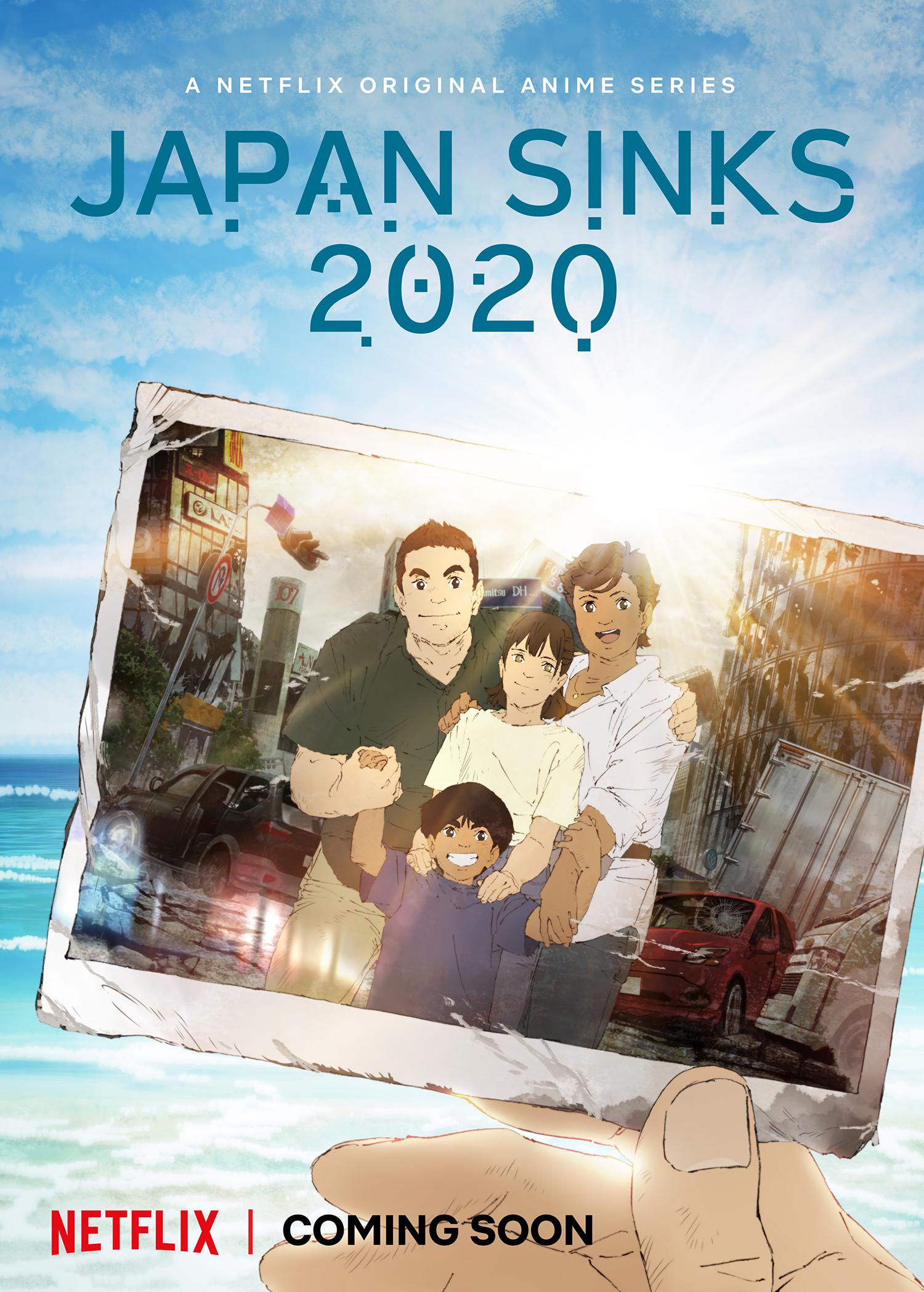 Japan Sinks: 2020 | Netflix Wiki | Fandom