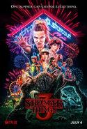 Stranger Things S3 Poster (2)