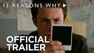 13 Reasons Why Season 2 Official Trailer Netflix