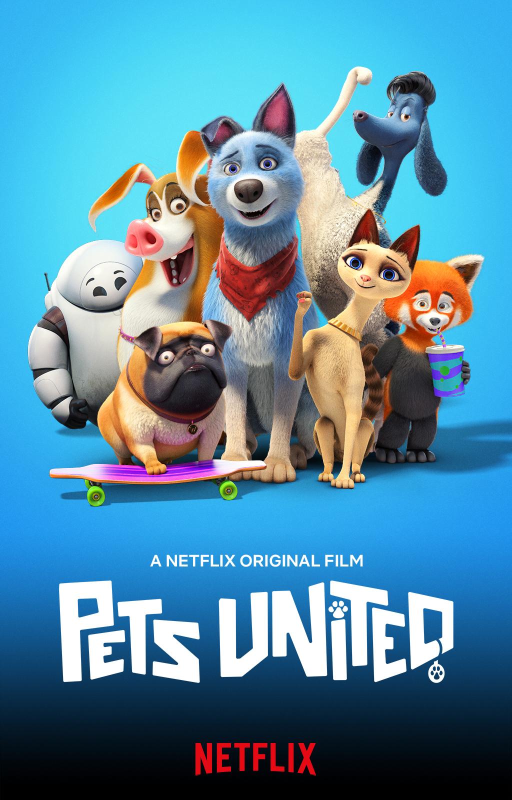 Pets United | Netflix Wiki | Fandom