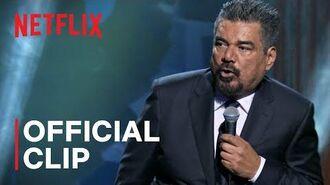 George Lopez Addresses The Border Wall Netflix is a Joke