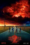 Stranger Things S2 Poster (1)