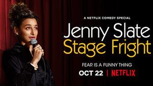 Jenny Slate Stage Freight