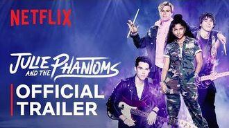 Julie and the Phantoms NEW Series Trailer Netflix