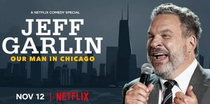 Jeff Garlin-Our Man in Chicago