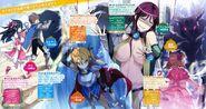 Light Novel 5 color