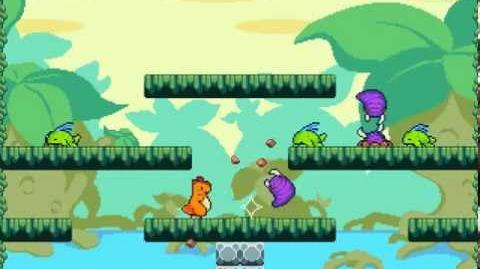 Dino Quake Level 7