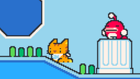 Super Cat Bros template picture
