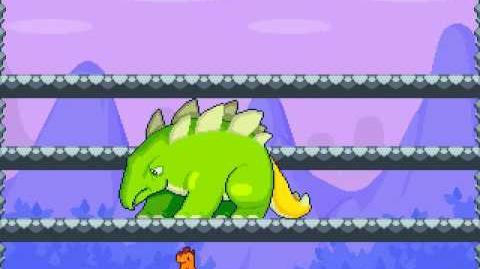 Dino Quake Level 6